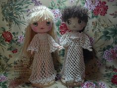 Little nightgowns free pattern