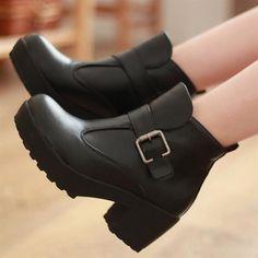 Интернет магазин обувь женские сапоги на толстой подошве
