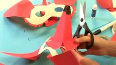 How To Make A Fox Mask - Video Dailymotion