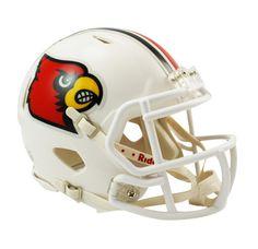 Louisville Cardinals Riddell Mini Speed Helmet