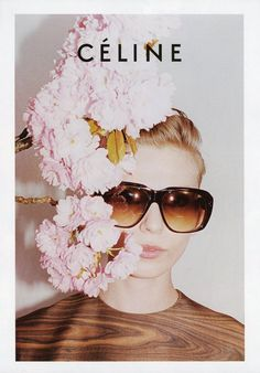 CELINE SPRING 2011 CAMPAIGN | #campaign #editorial #fashionphotography