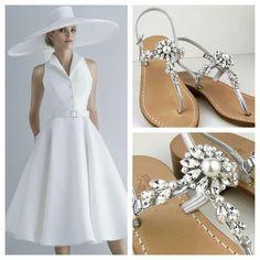 Per il tuo giorno speciale! Sandali gioiello personalizzati e su misura. www.deasandals.com  #sandali #sposa #wedding #sandalicapri #sandaligioiello #scarpe #outfit #donna #italianstyle #madeinitaly #handmade #tailormade #swarovsky #shoes #deasandals