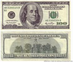 Amazing Making Of Us Dollar 100 Bill One Usa