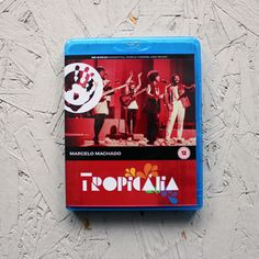 Marcelo Machado (Director) - Tropicalia (2012) BluRay