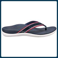 Vionic Womens Rest Islander Sport Navy Synthetic Sandals 37 EU Yi1P5OkGL