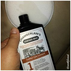 #FLASH #Giveaway: Chamberlain's Leather Milk, ends 9 PM EDT 6/4