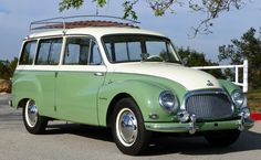 1958 DKW Kombi Wagon
