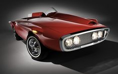 1960 Plymouth XNR Concept Car • Selectism