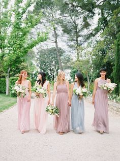 a876a4a3df0 A Romantic Destination Wedding at a Chateau in Provence