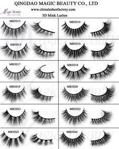 fa5766a1a3e 3D mink Lashes with cruelty free, handmade and reusable 30 times  WhatsApp:+86 13210148867 Email: sale01@magicbeautylashes.com.  Magicbeautylashes China