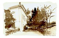 croquis: Vila Pouca da Beira - Portugal | Flickr - Photo Sharing! Creative Commons Images, Sketches, Watercolor, Pretty, Pictures, Outdoor, Sketch, Notebooks, Drawings