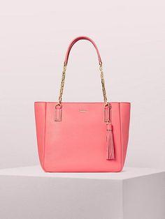 kingston drive vivian | Kate Spade New York Spring Purses, Commuter Bag, Red Coral, Kingston, Pebbled Leather, Dust Bag, Kate Spade, Shoulder Bag, Tote Bag