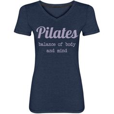 Pilates balance | Pilates balance of body and mind on a performance shirt. Great stretch and longer length, to stay put. Cup o' Joe logo on back.  Look for more in this Collection. Samira's love of design and art, is combined with her dance career and knowledge to bring you high end graphics on a beautiful assortment of products.  For special requests, not shown on this site, contact samirashuruk.com Use our storefront search bar to find other items with your favorite design col...
