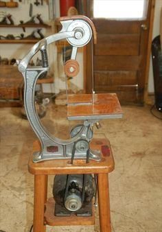 Photo Index - Mead Specialties Co., Inc. - Narrow Belt Sander | VintageMachinery.org