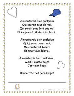Poème pour la fête des Pères – Rapido-Présco French Poems, Easy Fathers Day Craft, Seasons Activities, Mother And Father, Father Sday, Paper Magic, Puffy Paint, Father's Day Diy, Practical Gifts