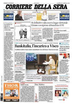Corriere della Sera // 27/10/2017 /7