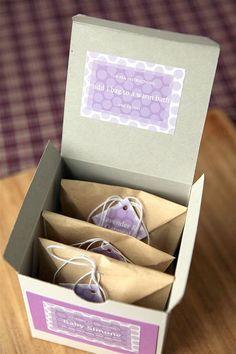 Lavender Oatmeal Tub Tea.