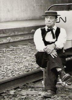 Buster Keaton The Railrodder 1965