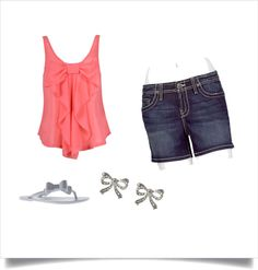 """""""SUMMER FUN"""" by hollywoodbound2011 on Polyvore"""