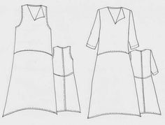 Sew Tessuti Blog - Sewing Tips & Tutorials - New Fabrics, Pattern Reviews: NEW - The Sophie Top and The Sophie Dress Patterns!