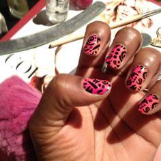 WAH Nails Custom Minx!