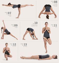 26 Bikram Yoga Poses | Bikram Yoga at Thanksgiving Point