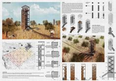 LHT_Leverano Horizon Tower -MENTION   by archiSTART #competition #architecture #archistart