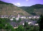 Wineries - Upper Mosel Valley - List of wineries with tours.  Address, phone numbers