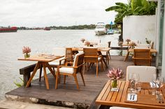 The Deck Restaurant Ho CHi Minh City
