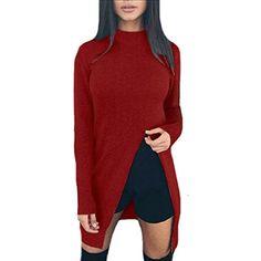 ARTFFEL Womens Casual Long Sleeve Lapel Neck Color Block Loose Fit Pullover Sweatshirt Crop Top Blouse