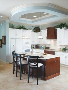 Transitional   Kitchen   Tampa   Arthur Rutenberg Homes