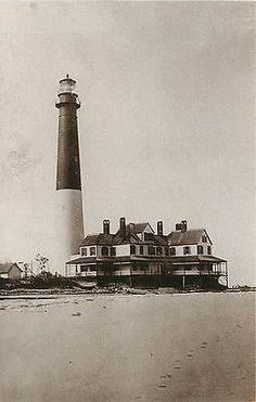 Barnegat City New Jersey NJ Barnegat Lighthouse Collectible Vintage Postcard Barnegat City New Jersey NJ Barnegat lighthouse with history on back. Unused Leib Image Archives 1980s vintage chrome postc                                                                                                                                                                                 More