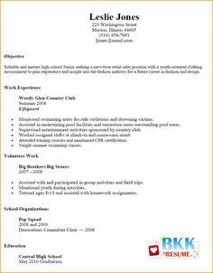 7 Best Basic Resume Examples Images Basic Resume