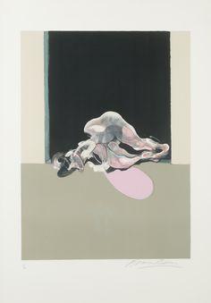 Francis Bacon (1909 –1992), Triptyque, 1972 (partie droite) | Alain.R.Truong