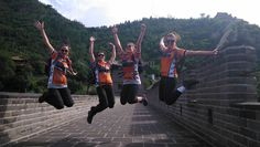 Trekclub is mainly about Great Wall Hiking and City CyclingTour.With Great Wall hiking you can enjoy beautiful natural scenery, and appreciate thousands of miles of the Great Wall as well. It's both good exercise and challenge for your physical fitness.
