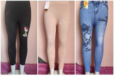Jeans & Jeggings Stylish Fancy Jegging For Kids Fabric: Polycotton Pattern: Self Design Multipack: Pack of 3 Sizes:  9-10 Years (Waist Size: 28 in, Length Size: 30 in, Hip Size: 29 in)  Country of Origin: India Sizes Available: 6-7 Years, 7-8 Years, 8-9 Years, 9-10 Years, 10-11 Years, 11-12 Years, 12-13 Years, 13-14 Years, 14-15 Years   Catalog Rating: ★3.9 (1751)  Catalog Name: Flawsome Stylish Girls Jeans & Jeggings CatalogID_3036477 C62-SC1154 Code: 225-15230036-5121