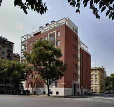 CASA MARMONT (1933-34) + Gio Ponti a Milano