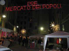Animazione al Sestiere di Pre - Genova 2008