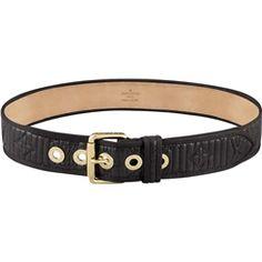 Louis Vuitton belt Outlet Online MATELASSE CALF LEATHER BELT M9611W $68.68