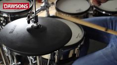 Roland TD-50K V-Drums Electronic Drum Kit Review - YouTube