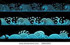 Chinese waves