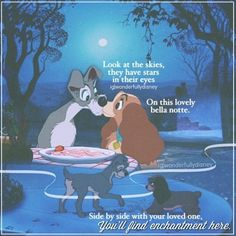 Is an original 1955 Lady and the Tramp movie poster from Walt