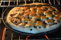 How To Make A S'mores Pizza