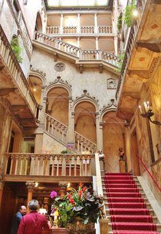 Hotel Danieli, Venice Italy