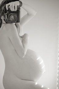 Autorretrato embarazada