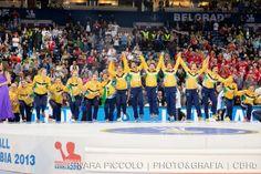 Famosos parabenizam seleção feminina de handebol pelo título mundial - Yahoo Esporte Interativo