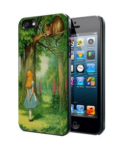 Alice In Wonderland3 Samsung Galaxy S3 S4 S5 Note 3 Case, Iphone 4 4S 5 5S 5C Case, Ipod Touch 4 5 Case