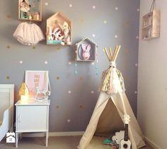 Aranżacje wnętrz - Pokój dziecka: Pokój dziecka styl Skandynawski - MartaWieclawDesign. Przeglądaj, dodawaj i zapisuj najlepsze zdjęcia, pomysły i inspiracje designerskie. W bazie mamy już prawie milion fotografii!