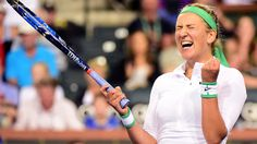 Vika advances to the BNP Paribas Open Finals to face Serena Williams