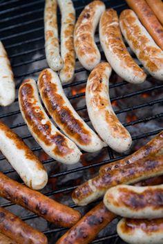 Speel Goed Wurst Sausage Float Air Mattress